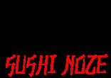SUSHI NOŽE