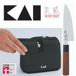 Zvýhodnený set do kuchyne (nôž MGR-150C a elektrická brúska AP-0118)