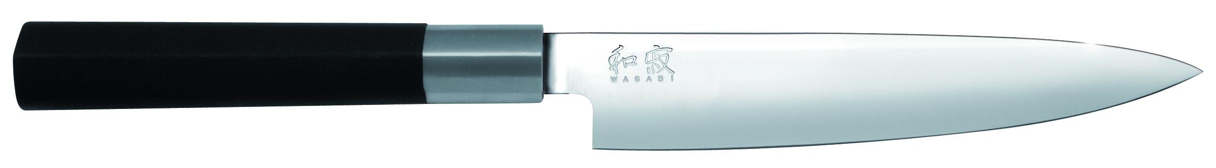 Japonský univerzálny nôž Wasabi Black 6715U