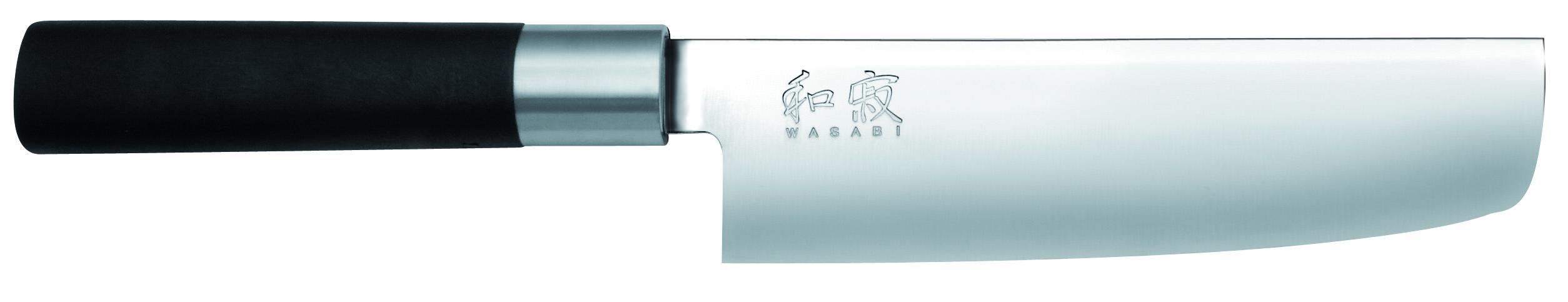 Nôž Wasabi Black Nakiri 6716N