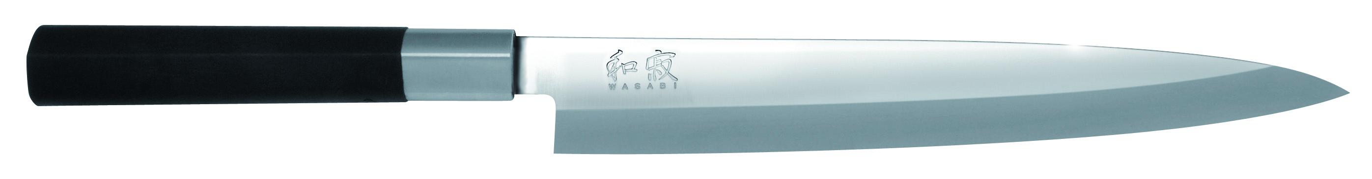 Japonský nôž Wasabi Black Yanagiba 6721Y
