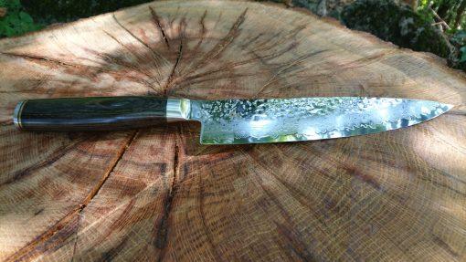 Damaškový nôž šéfkuchára väčší Tim Mälzer TDM-1706