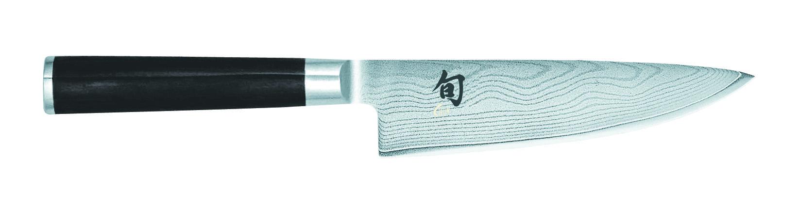 Damaškový nôž šéfkuchára Shun DM-0723