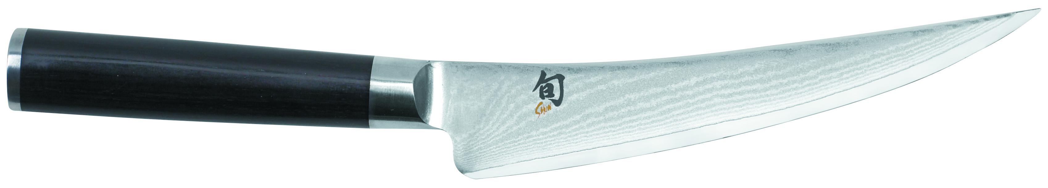 Damaškový vykosťovací nôž Shun Gokujo DM-0743