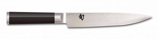 Menší damaškový nôž na plátkovanie Shun DM-0768