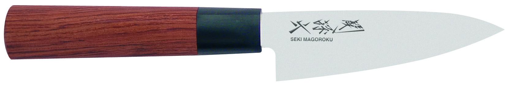 Japonský malý kuchynský nôž Seki Magoroku MGR-0100P