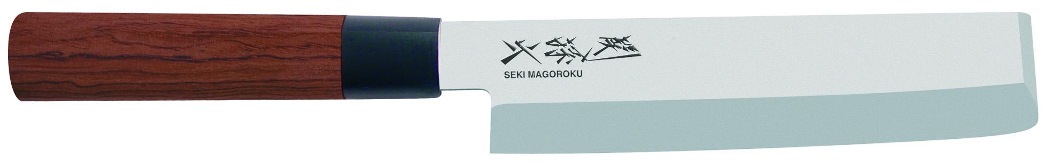 Kuchynský nôž Seki Magoroku Nakiri MGR-165N