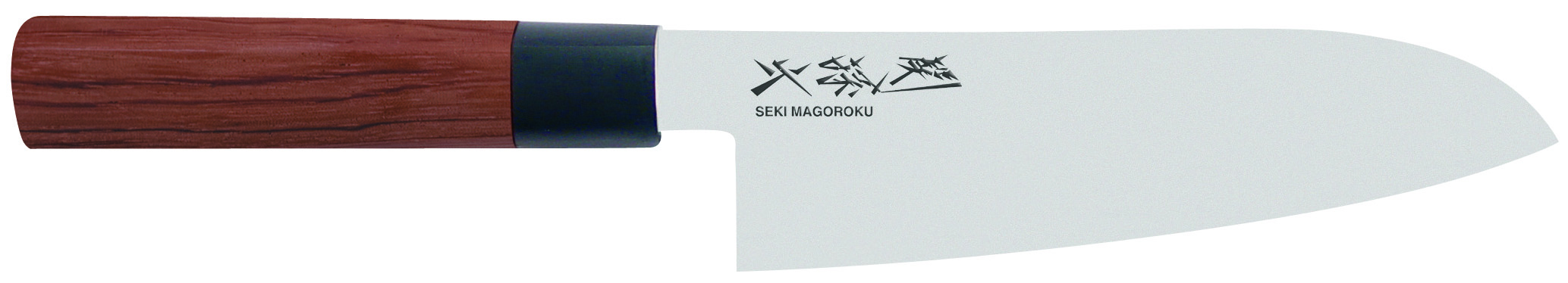 Nôž Seki Magoroku Santoku MGR-170S