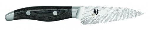 Malý damaškový kuchynský nôž Shun Nagare NDC-0700