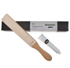 Koženný remeň na leštenie nožov KAI 45035020