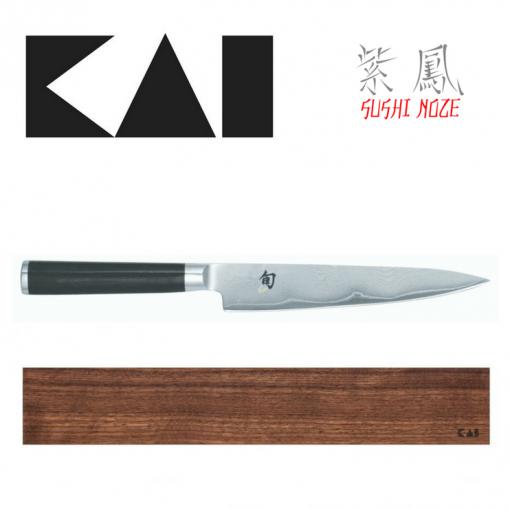Zvýhodnený set do kuchyne (nôž Shun DM-0701 a magnetický držiak DM-0807)